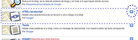 Tutorial para el blog: insertar botón