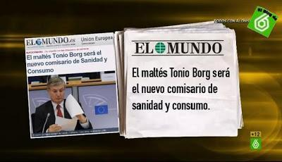 El Intermedio 22/11/2012