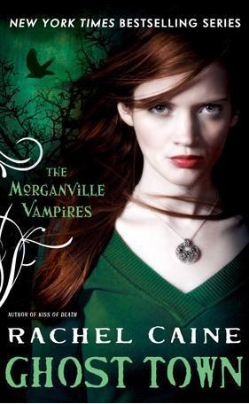 Portada Revelada: Fall of Night (The Morganville Vampires #14) de Rachel Caine