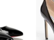 Zapatos Pigalle, Louboutin Pointy, Manolo Blahnik. Parecidos razonables