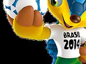 Brasil: mascota Mundial 2014 llama Fuleco