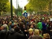 comunidad educativa denuncia Gobierno Aragón sustituirá interinos estudiantes