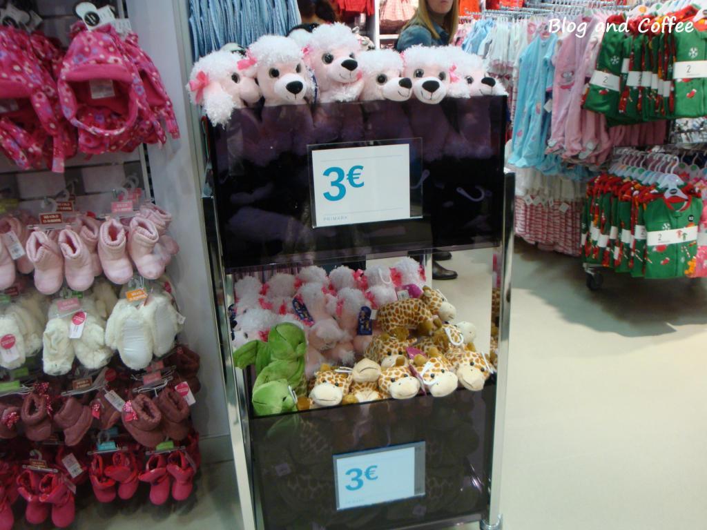 Inauguraci n de primark en el centro comercial as cancelas - Peluches a 1 euro ...