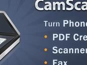 CamScanner Creator,Fax Convierte teléfono escáner documentos. APLICACIONES PARA ANDROID