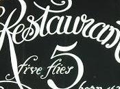 Restaurante d´Vijff Vlieghen Five Flies Amsterdam