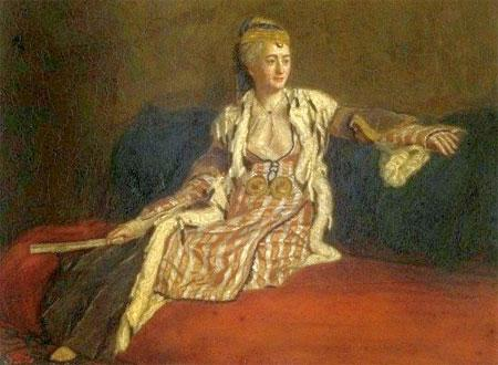 Cartas desde Estambul, Lady Mary Wortley Montagu (1689–1762)