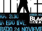 Electric Mary Black Hazes Alcalá Henares: