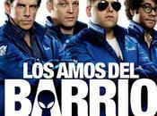 Crítica cine: 'Los Amos Barrio'