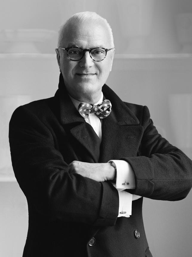 MANOLO BLAHNIK _ BRITISH FASHION AWARD