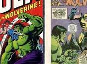 incredible Hulk 181- aparición Wolverine