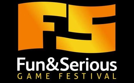 Logo del festival Fun &Serious Games