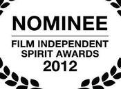 Nominaciones Independent Spirit Awards 2012