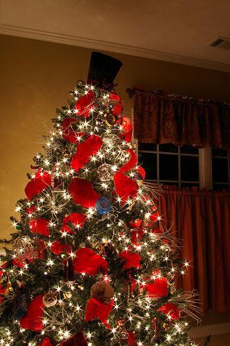 Decora tu rbol de navidad paperblog - Imagenes de arboles navidad decorados ...