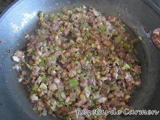 Rollitos de jamón de jabugo rellenos