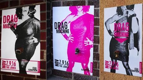 Pósters muy cachondos para promocionar un espectáculo de Drag Queens