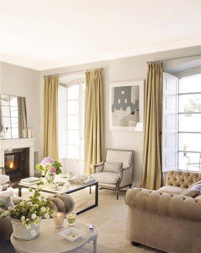 Salones con calor de hogar paperblog - Muebles el paraiso salones ...