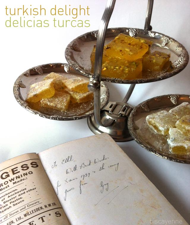 Delicias turcas: gominolas para ver Downton Abbey