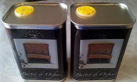 Bartró de Orfans (aceite de oliva virgen extra calidad gourmet)