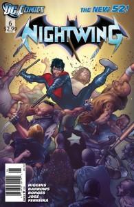 nuDC: Nightwing #2 ECC Ediciones