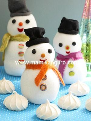 Manualidades para la decoraci n navide a para hacer con for Materiales para manualidades navidenas