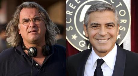 Greengrass dirigirá a Clooney en un thriller criminal