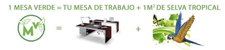 Iniciativa ecolĂłgica: Mesas Verdes