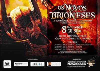 III Torneo de WFB Os Novos Brioneses (Ferrol)