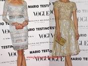 Nieves Alvarez Irina Shayk, estilo fiesta Vogue Mario Testino