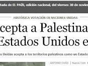 Palestina: estado observador