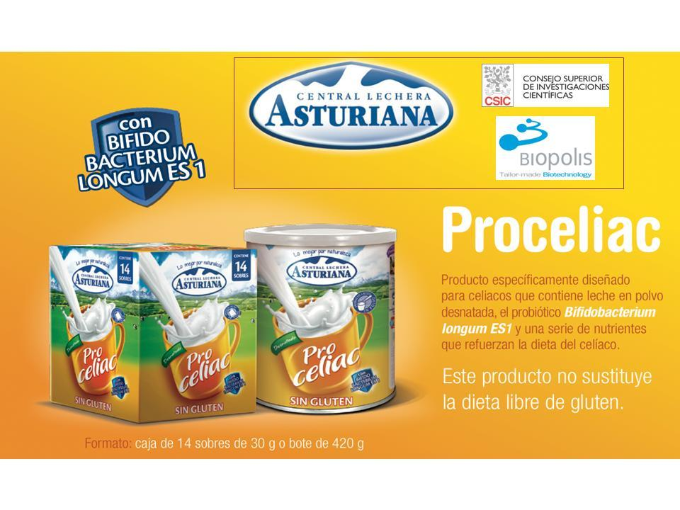 Probiótico para celiacos Made in Spain