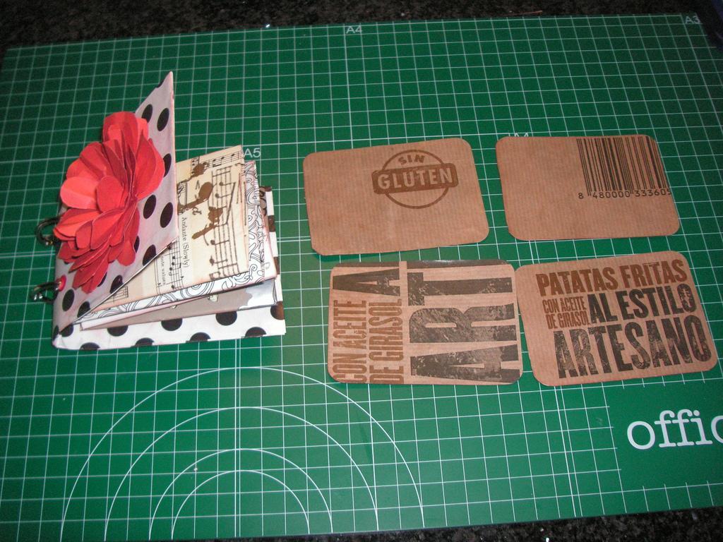 Mini libro de cocina para hacer con niños - Paperblog
