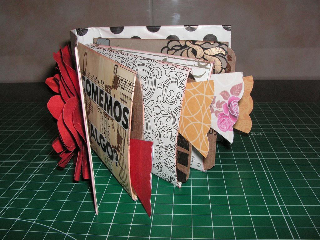 mini libro de cocina para hacer con ni os paperblog