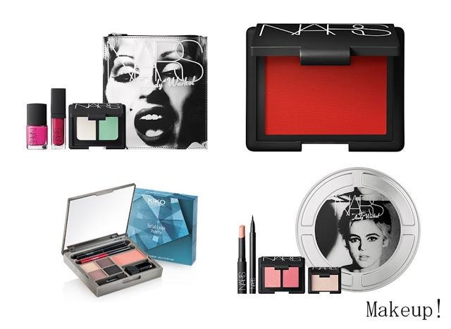 Fashion & Makeup Wishlist!
