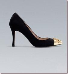 zara thumb Tendencias zapatos de fiesta