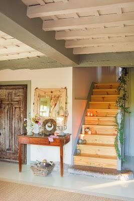 Casa rustica en espana para las navidades paperblog for El mueble casas rusticas
