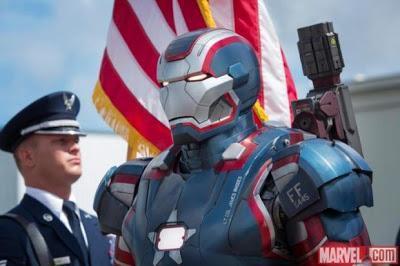 Nuevas Imágenes Oficiales De Iron Man 3