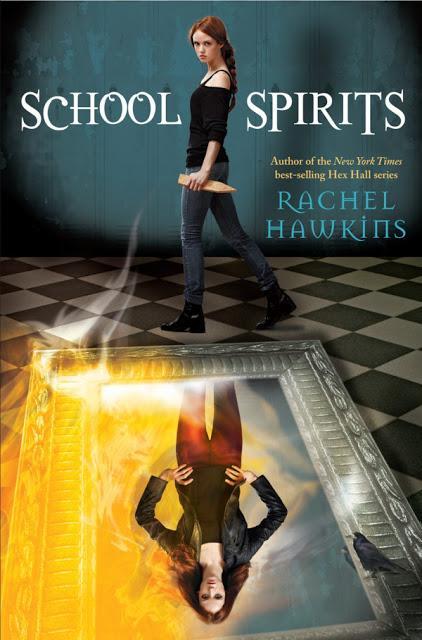 Portada Revelada: School Spirits (Hex Hall Spin-Off #1) de Rachel Hawkins