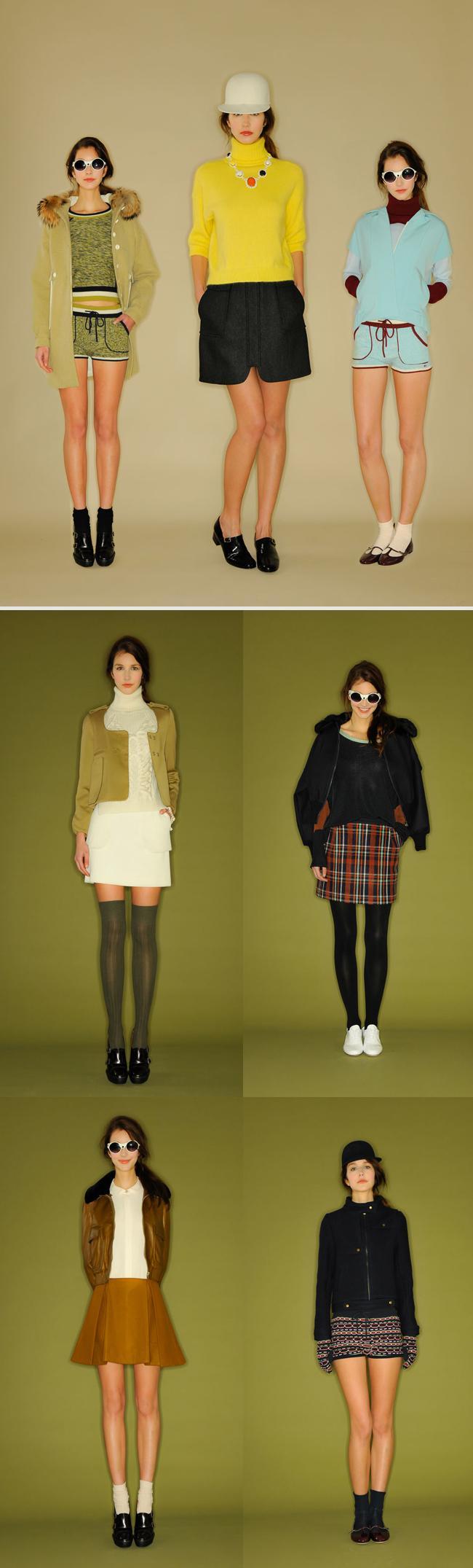 fashion brands... mademoiselle tara