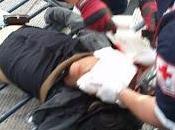 Fallecimiento Carlos Valdivia bala. Acampada requiere equipo emergencia.