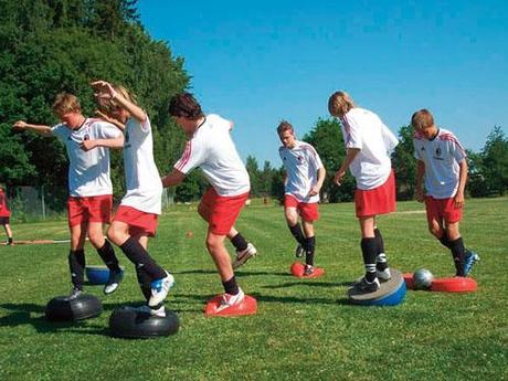 Prevención de lesiones en el fútbol