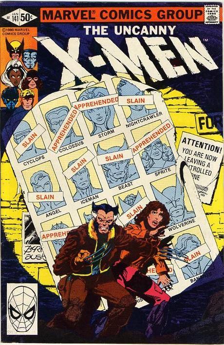 X-Men: Days Of The Future Past Para El 18 De Julio 2014