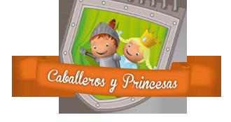 PRESENTACION CABALLEROS Y PRINCESAS
