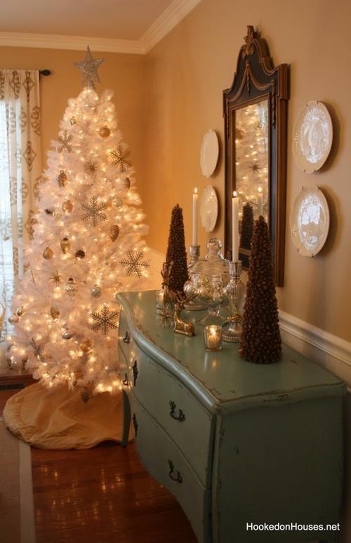 Ideas originales para decorar la casa en navidad paperblog for Adornos originales para decorar casa