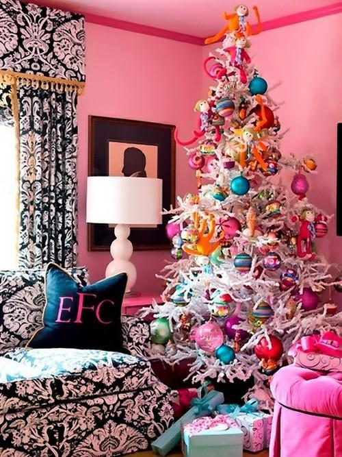 Ideas originales para decorar la casa en navidad paperblog - Decoracion navidad casas ...
