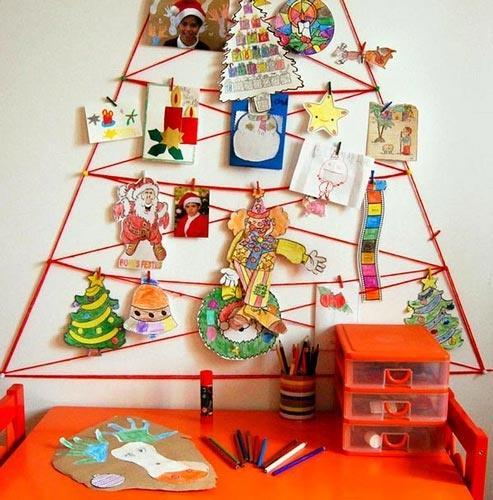 Ideas originales para decorar la casa en navidad paperblog - Decorar la casa para navidad ...