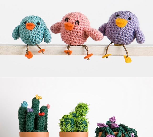 Kit Iniciacion Amigurumi : Como Tejer Una Carpeta En Crochet Para Navidad ...