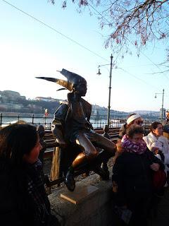 Budapest y la experiencia de nadar al aire libre con 0 ºC