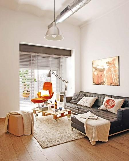 Un loft de 67 m en barcelona paperblog - Diseno interiores barcelona ...