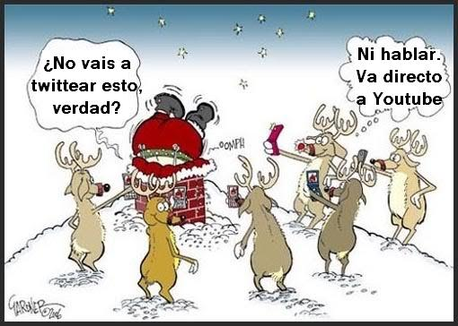 Humor: Postales divertidas de Navidad