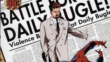 AQUELLOS MARAVILLOSOS NOVENTA II: Las Historias Jamás Contadas de Spider-Man (1995)